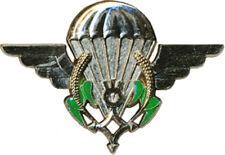 NIGER, Brevet de Parachutiste, dos lisse plat, 2 pontets, Drago Paris (9272)