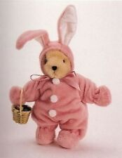 """MUFFY BUNNY""  DRESSED IN BUNNY OUTFIT"