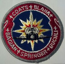 DISCOVERY SPACE SHUTTLE STS-29 PATCH COATS BLAHA BUCHLI BAGIAN SPRINGER NASA