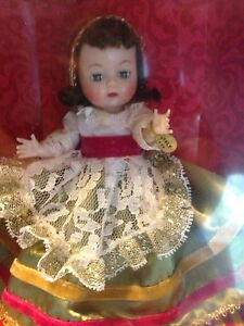 Nancy Anne Muffie C.1950-60 MIB Italy  Doll Boxed in Original Condition
