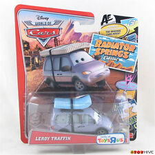 Disney Pixar World of Cars Leroy Traffik Radiator Springs Classic ToysRUs excl.