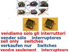 2x tasti switch interruttori per telecomando Peugeot 106 206 307 405 406 605