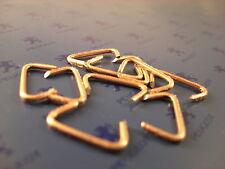10 agrafes fixation garnitures siège Peugeot 203 403 104 204 304 404 504 604 505