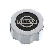 Nissan Frontier & Pickup 4WD Chrome Rear Aluminum Wheel Cover Center Cap OEM NEW