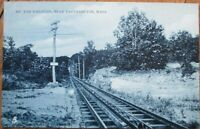 Easthampton, MA 1910 Tuck Postcard: Mt. Tom Railroad - Massachusetts Mass
