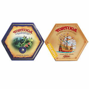 Tortuga Caribbean Rum Cake 16oz Blue Mountain, Pineapple FLVR FATHER'S DAY SALE