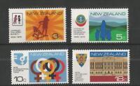 1975 New Zealand~Anniversaries~Unmounted Mint~Stamp Set~ UK Seller~