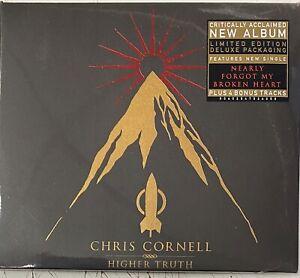 Chris Cornell - Higher Truth (Deluxe) (CD-Digipak) New Sealed