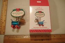 ~YOU LUCKY DOG ANTIQUES~2014 HALLMARK ORNAMENT~