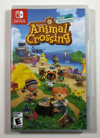 Animal Crossing: New Horizons (Nintendo Switch, 2020) Fast Shipping - USA COPY