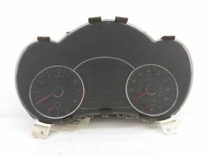 2014 - 2016 Kia Forte Speedometer Cluster (103K MILES)