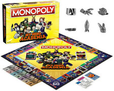 MONOPOLY: My Hero Academia [New ] Board Game