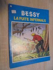 EO Bessy n° 141 La fuite infernale de 1980