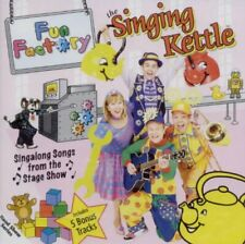 The Singing Kettle - Fun Factory - The Singing Kettle CD EUVG The Cheap Fast The
