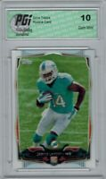 2014 Topps Football #394 Jarvis Landry, Miami Dolphins RC Rookie Card PGI 10