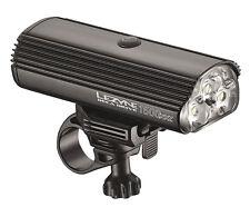 Lezyne Deca Drive 1500XXL LED Front Headlight Bicycle Light Black 1500 Lumen