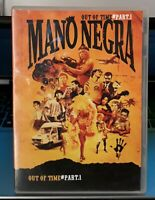 """MANO NEGRA """"OUT OF TIME PART 1"""" - DVD 2005"""