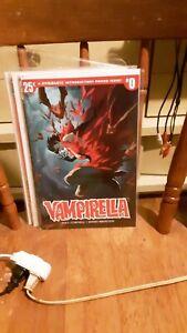 Vampirella #0 / Dynamite Comics / Get half priced with best offer  /