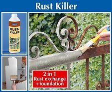 Wenko 250ml Rust Killer Remover Treatment Primer 100% Rust Prevention UK Seller