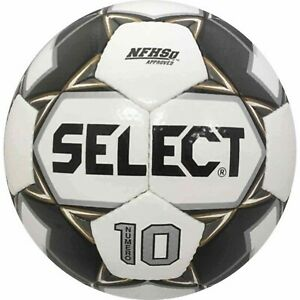 Select Numero 10 Soccer Ball [Whte / Black / Gold]