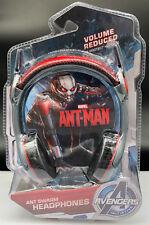 Marvel Ant-Man Ant Swarm HEADPHONES Avengers Initiative BRAND NEW