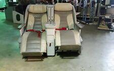 First Class Seats from a Retired A320 Royal Jordanian