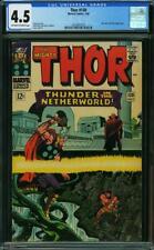 Thor 130 CGC 4.5 -- 1966 -- Hercules Pluto. Kirby #2033687019
