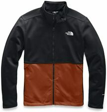 The North Face Men's Medium Apex Canyonwall Jacket, Picante Red / TNF Black