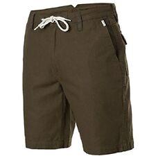 O'neill Men Originals Orleans Dark Olive Shorts Sz 32 SP6108107