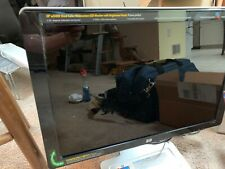 """HP W2408 24"""" Widescreen HDMI LCD Monitor 1920x1200 WORKS AMAZINGLY WELL"""