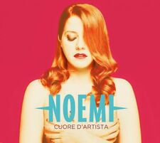 NOEMI - CUORE D'ARTISTA - CD SIGILLATO DIGIPACK 2016