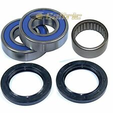 Rear Wheel Ball Bearings Seals Kit Fits YAMAHA R1 YZF-R1 2002-2015