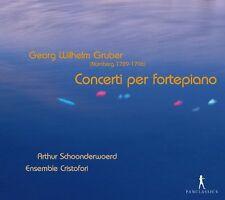 Ensemble Cristofori - Gruber: Concerto per fortepiano [CD]