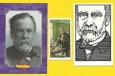 Louis Pasteur Pasteurization Fab Card Collection microbiologist vaccination