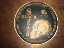!!! BLACK SABATH-AUFKLEBER - SCHWARZ - SEHR SELTEN - FRÜHE 1980´ er-JAHRE !!!