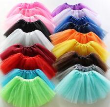 Women/Adult  Dancewear Tutu Pettiskirt Princess Party Skirts Mini Dress Nobby