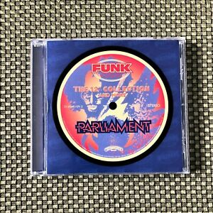 """Parliament – The 12"""" Collection And More (1999)  Like New, CD"""