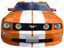 Ford Mustang 2005-2009 Pre-cut Over-The-Top Double Stripes Decals (Choose Color)