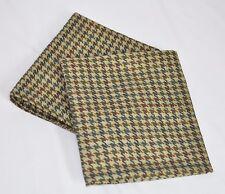 Standard Pillowcases made w Ralph Lauren Edgefield Green Houndstooth Fabric NEW
