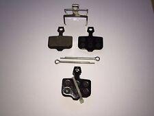 Avid Elixir CR R 1 - 3 - 5 - 7 Semi Metal Brake Pads Inc SPLIT PINS - 2 Pairs