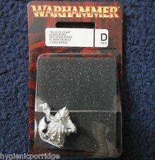 2003 PR12 White Dwarf Limited Edition Miniature Citadel Warhammer Army Lord MIB