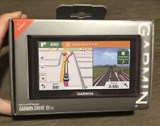 "Garmin Drive 61 ex (Latest Model) 6"" Display New"