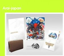 Nintendo 3DS FINAL FANTASY EXPLORERS ULTIMATE BOX e-STORE Limited edition Japan