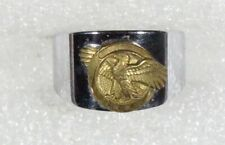 Sweetheart Jewelry Finger Ring - Honorable Discharge (Ruptured Duck)