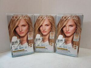 3 L'OREAL FERIA MULTI-FACETED SHIMMER HIGHLIGHTING KIT C100 MM 19907