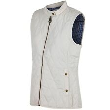 Regatta Womens Camryn Quilted Gilet 12 Light Vanilla Rwb077 04512l 49366aa3f264