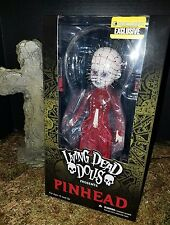Living Dead Dolls Hellraiser Pinhead Red Variant Entertainment Earth Exclusive