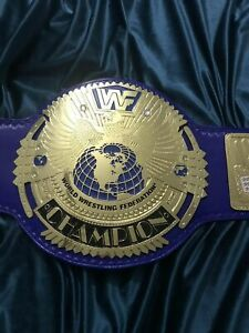 WWF Attitude Era BIG EAGLE World Heavyweight Championship Belt