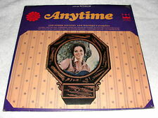 """Anytime & Other Country & Western Favorites"" 1970's Lp, Sealed/ Mint!, on Crown"