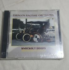 Paragon Ragtime Orchestra-Knockout Drops  CD NEW